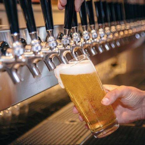 Regents Beer Pour