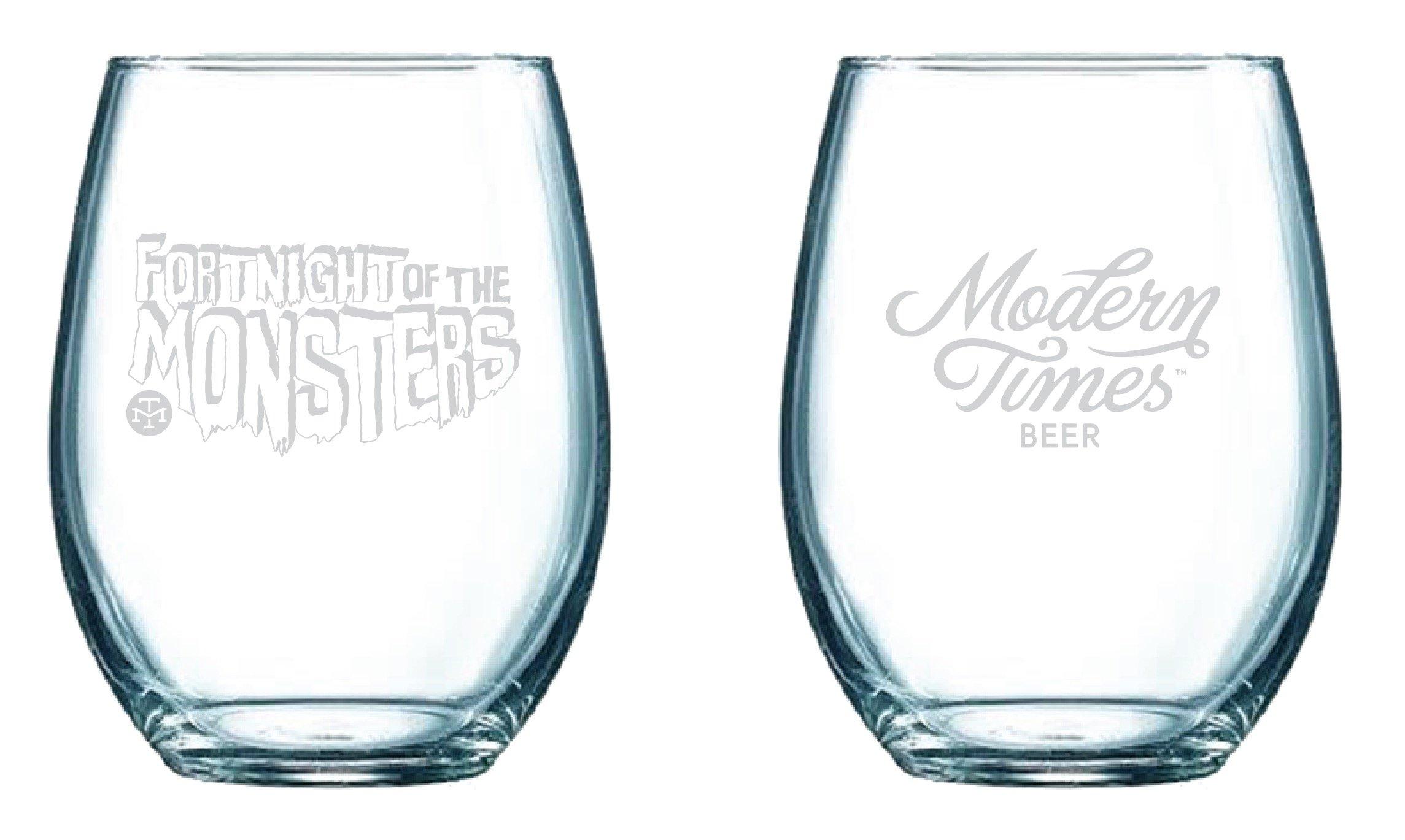 Fortnight of the Monsters 2016 Glasses