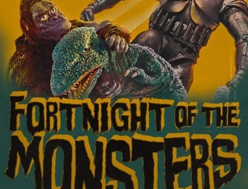 Fortnight of the Monsters 2018