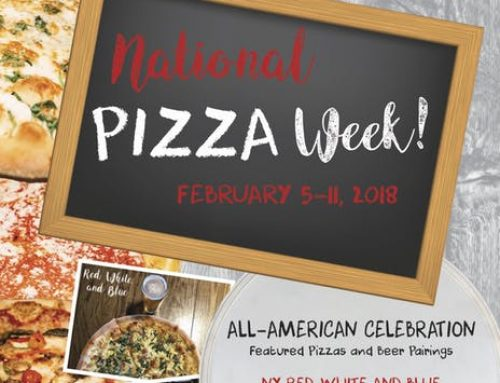 National Pizza Week…Seriously?!