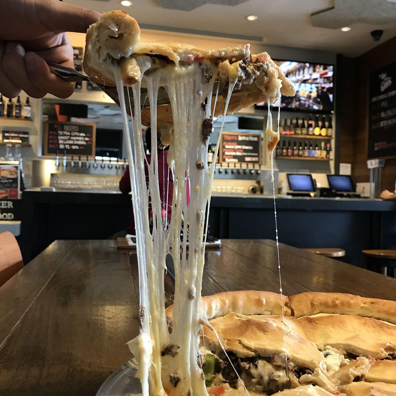 Regents Pizza - Cali Dreamin'