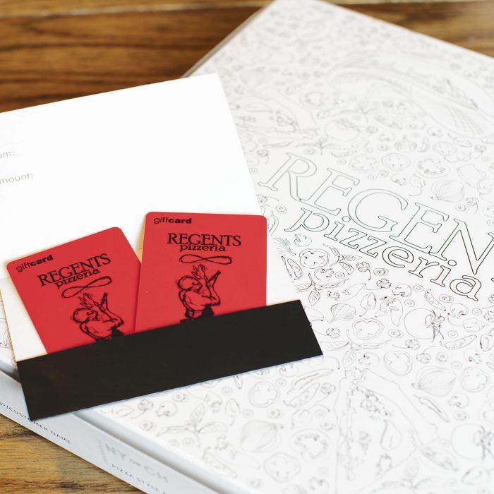 Regents Pizzeria Gift Card