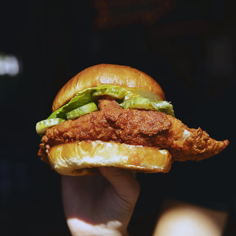 Chile Chicken Sandwich